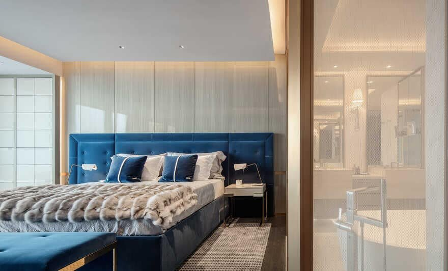 One Sanlitun Fendi Deluxe Apartment / Cheng Chung Design