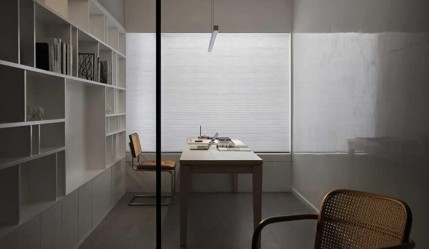 home office, Shantou, China - Jingu Phoenix Space Planning Organization