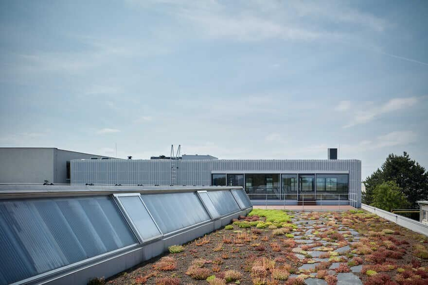 green roof, Ellement Architects