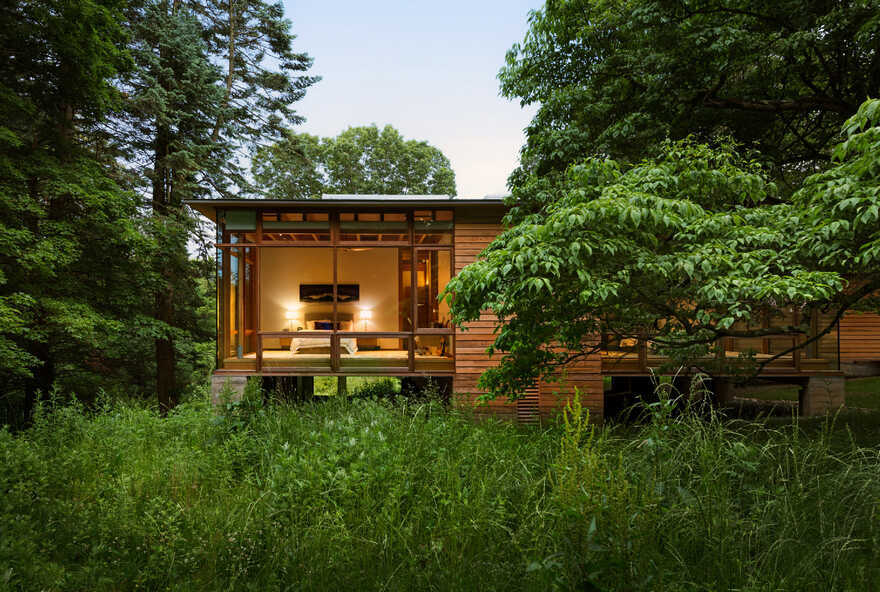 Connecticut Residence by Cutler Anderson Architects