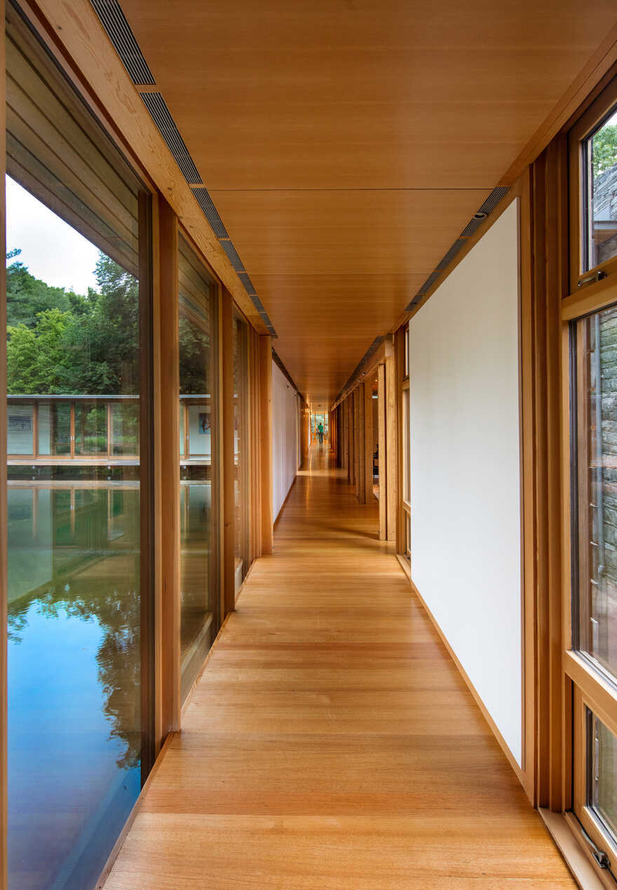 hall, Cutler Anderson Architects