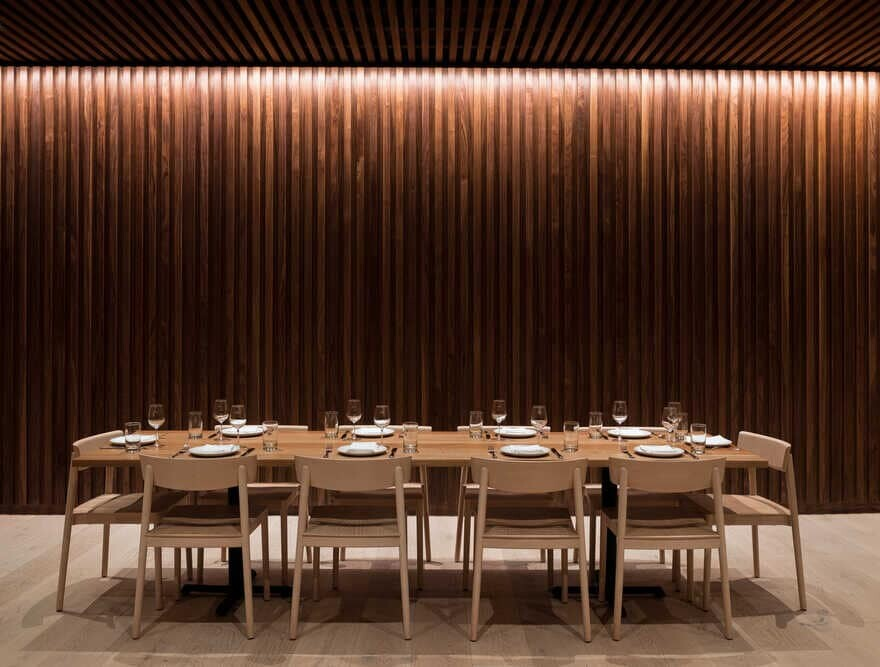 Cortina Restaurant, Seattle / Heliotrope Architects