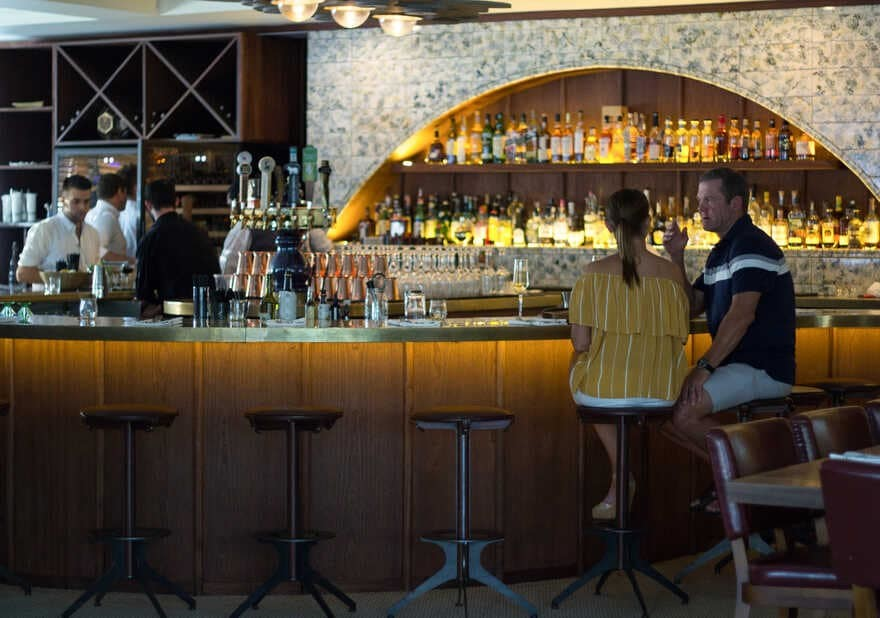 Bar and Cafe in Austin / Clayton & Little