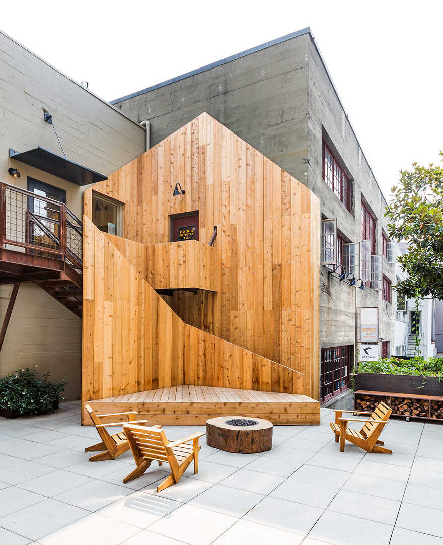 Ghost Cabin, Seattle / SHED Architecture & Design