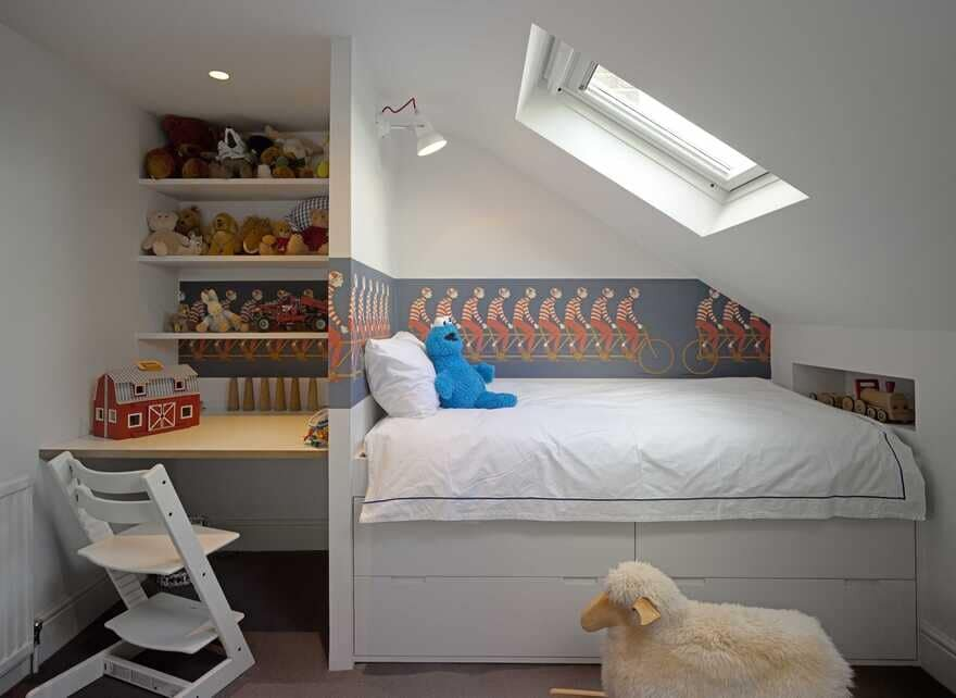 kids room / The Vawdrey House