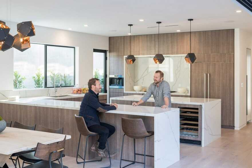 kitchen / AUX Architecture