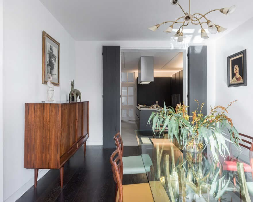 Extensive Refurbishment and Interiors Fit Out of a Central London Flat
