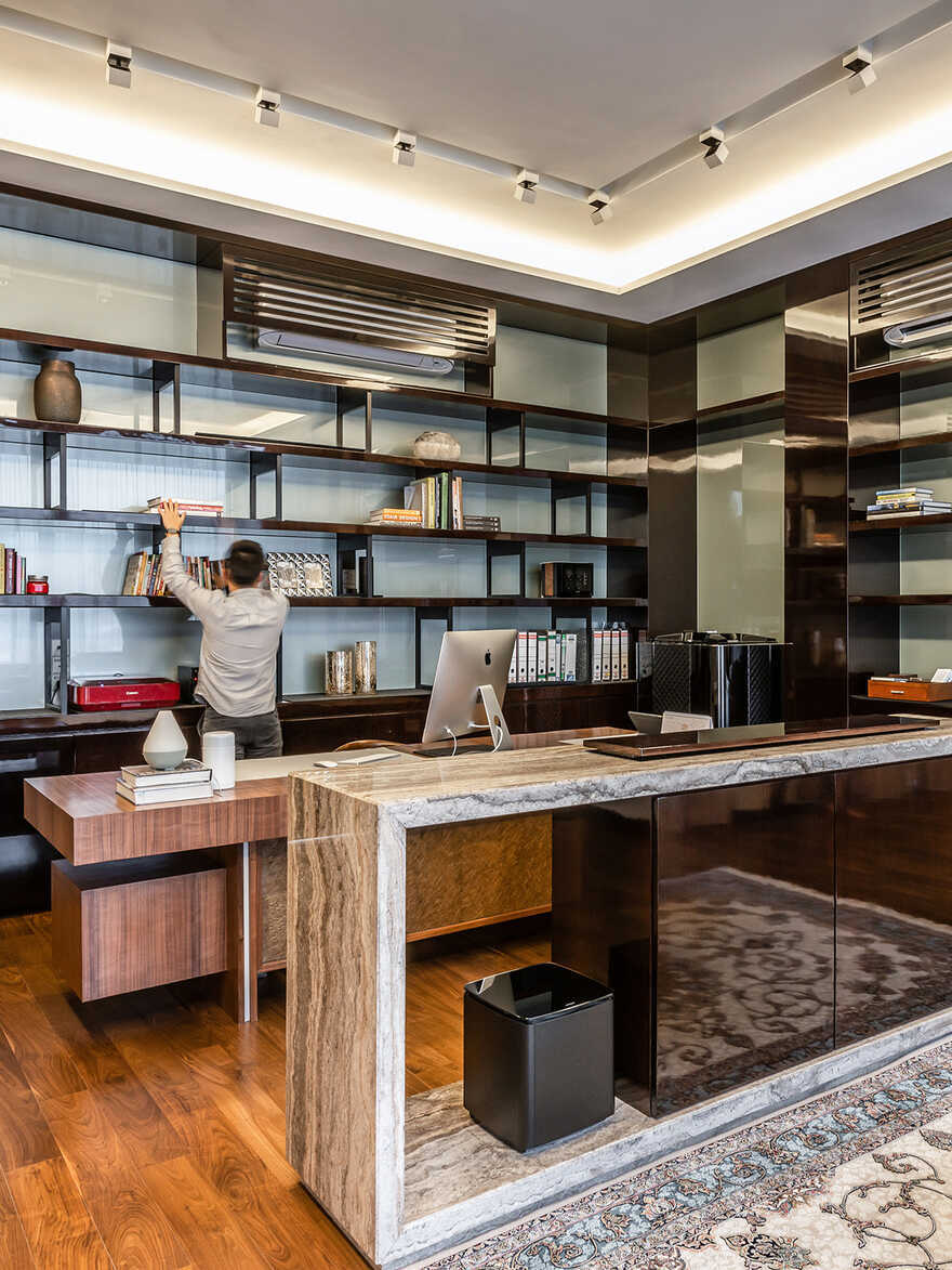 home office, Kuala Lumpur / Design Collective Architects