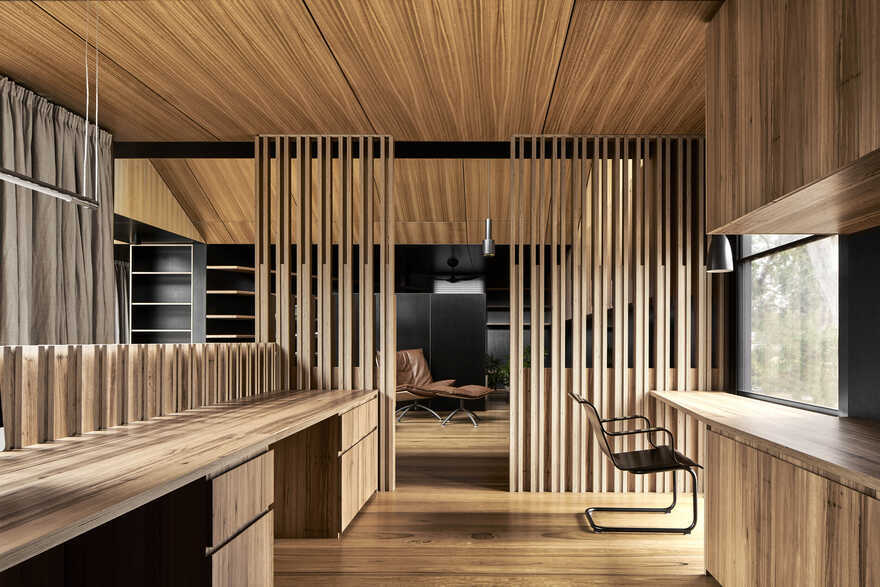 Branch Studio Architects, home office