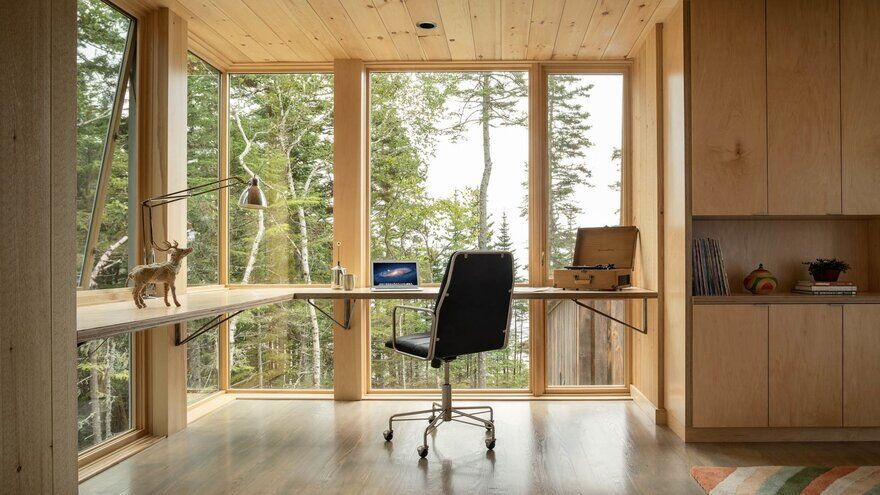home office / Whitten Architects