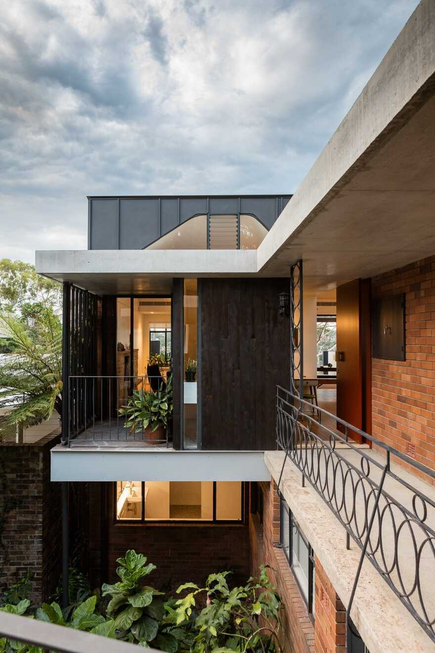 Alteration and Addition by David Boyle Architect