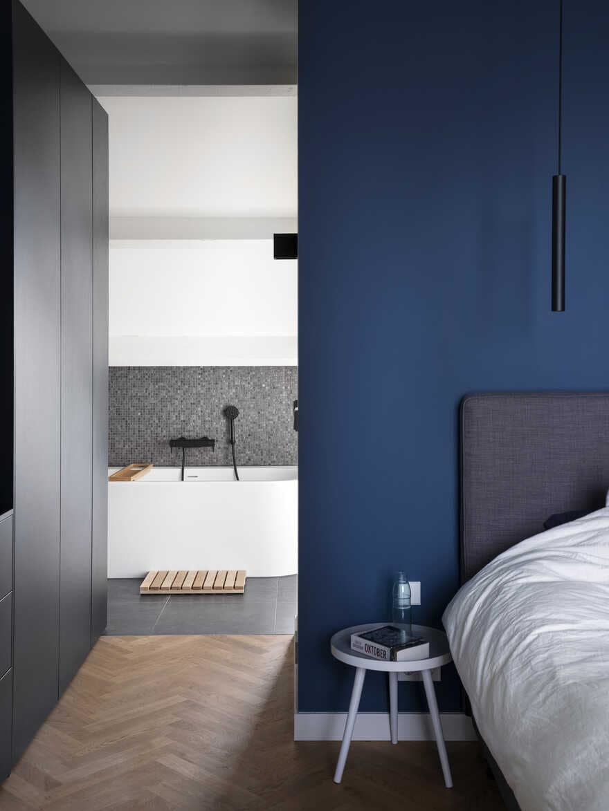 bedroom / Arjen Reas Architecten
