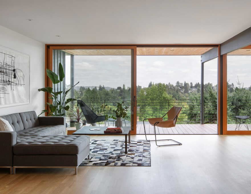Irwin Caplan Midcentury, Seattle / SHED Architecture & Design