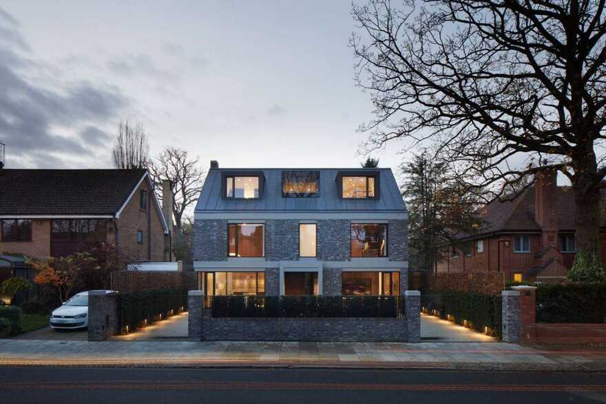 Kenwood Lee House / Cousins & Cousins
