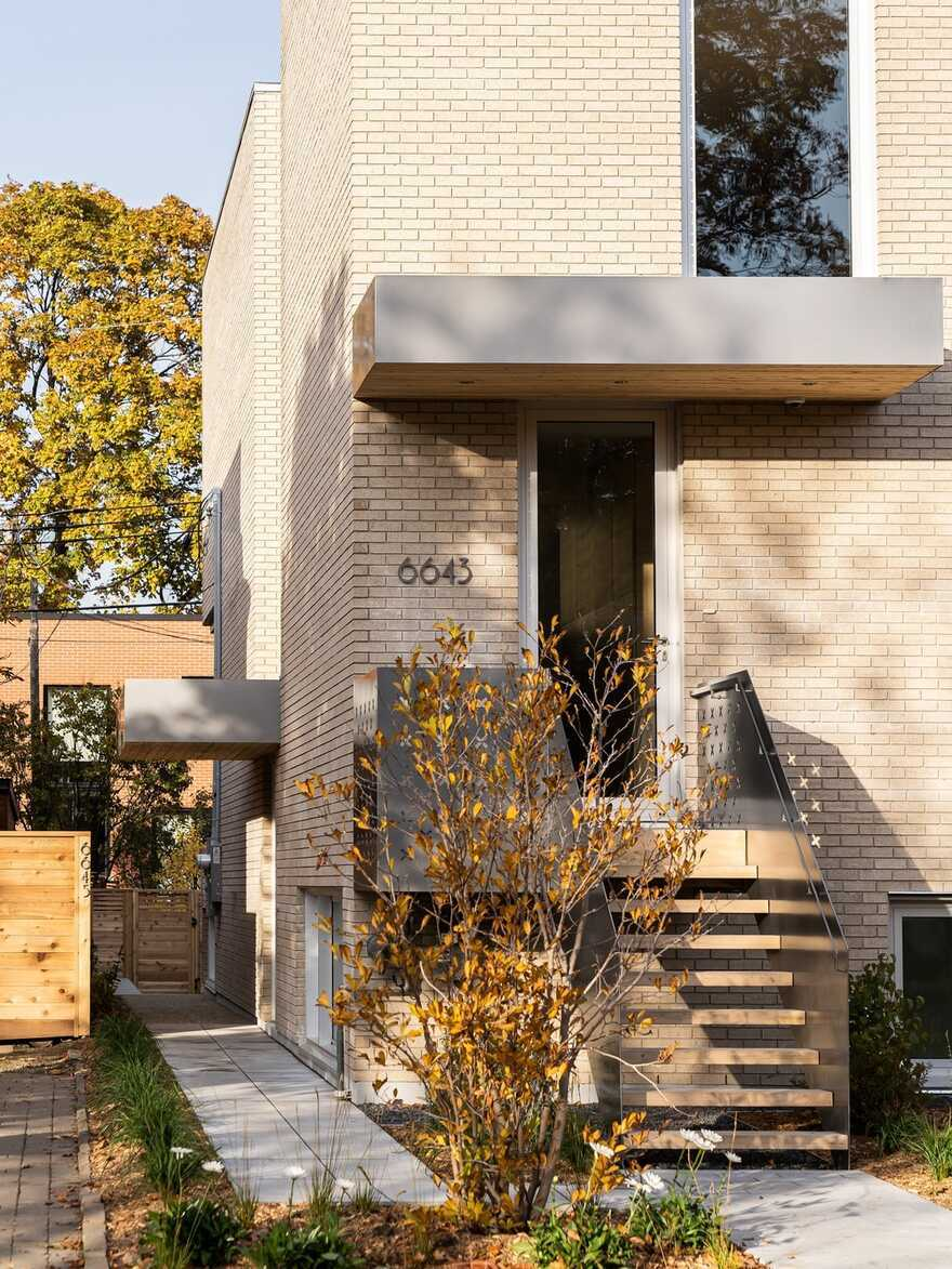 residential / Natalie Dionne Architecture