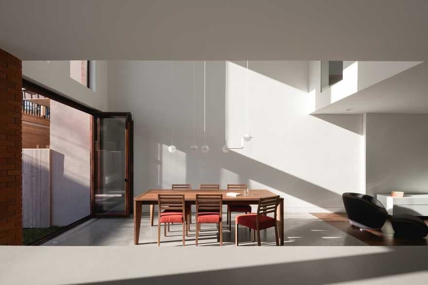 dining room, Natalie Dionne Architecture