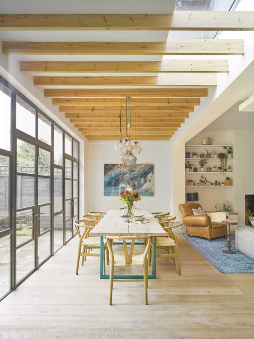 dining room / The Vawdrey House