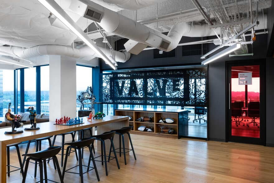 office / Clive Wilkinson Architects + JPC Architects