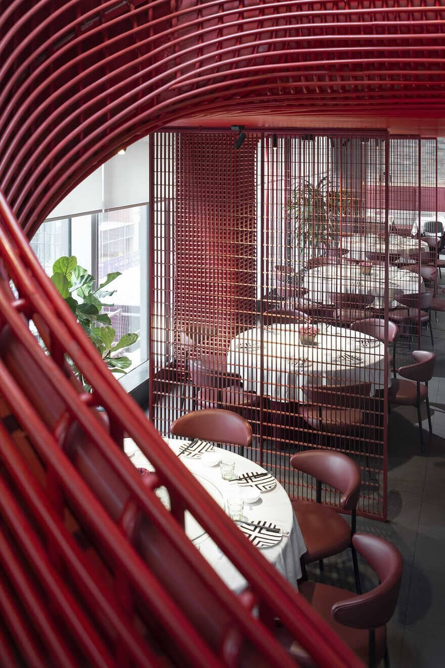 Da Ya Li Roast Duck Restaurant / IN.X - Interior Architect Wu Wei