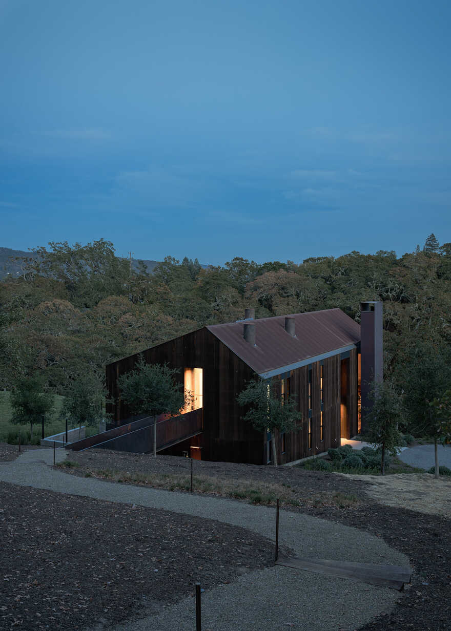A Retreat from Urban Lifestyle