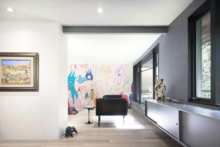 1960's Bungalow Converted into Modern, Open-Plan Family Home