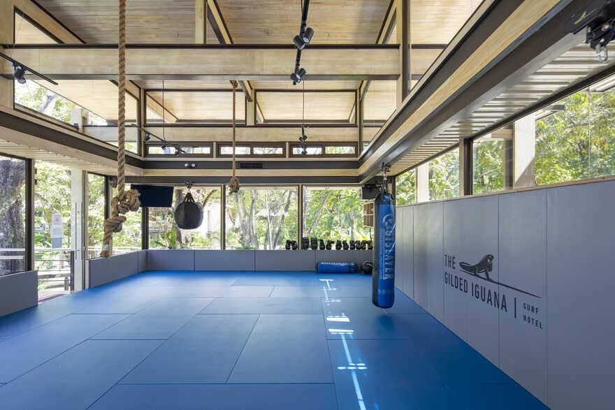Costa Rica Athletic Center Creates Small Village Amongst Tree Tops