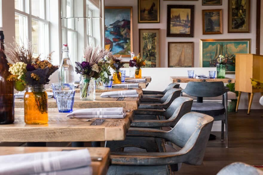 Harry's Beach House, a Surf and Turf Chic Restaurant in West Seattle