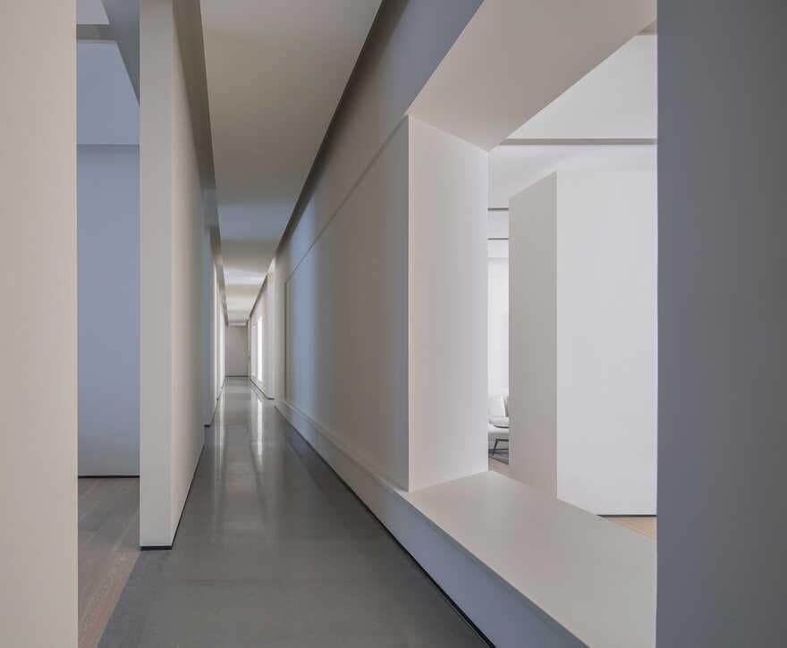 Huayi Space Showroom by Co-Direction Design