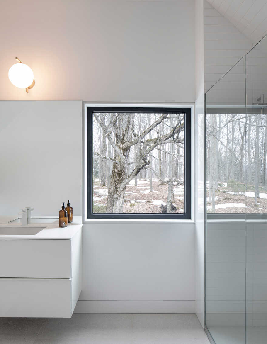 bathroom / Thomas Balaban Architect
