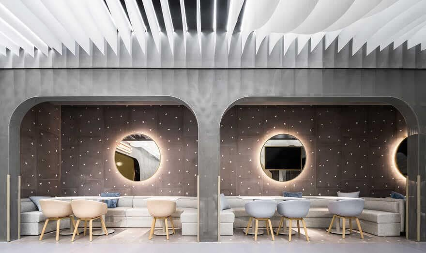 restaurant by Wutopia Lab