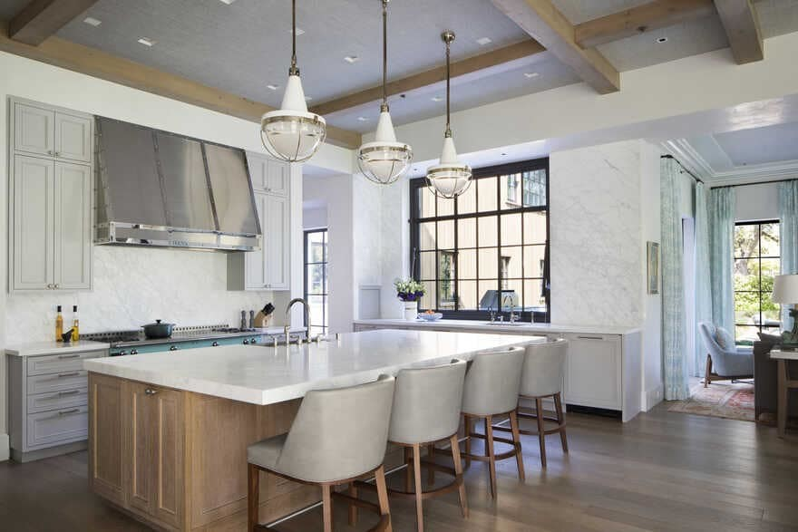 kitchen, San Francisco Bay Area / Richard Beard Architects