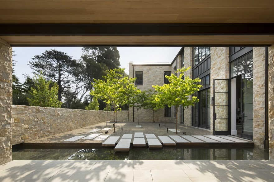 Peninsula House, San Francisco Bay Area / Richard Beard Architects