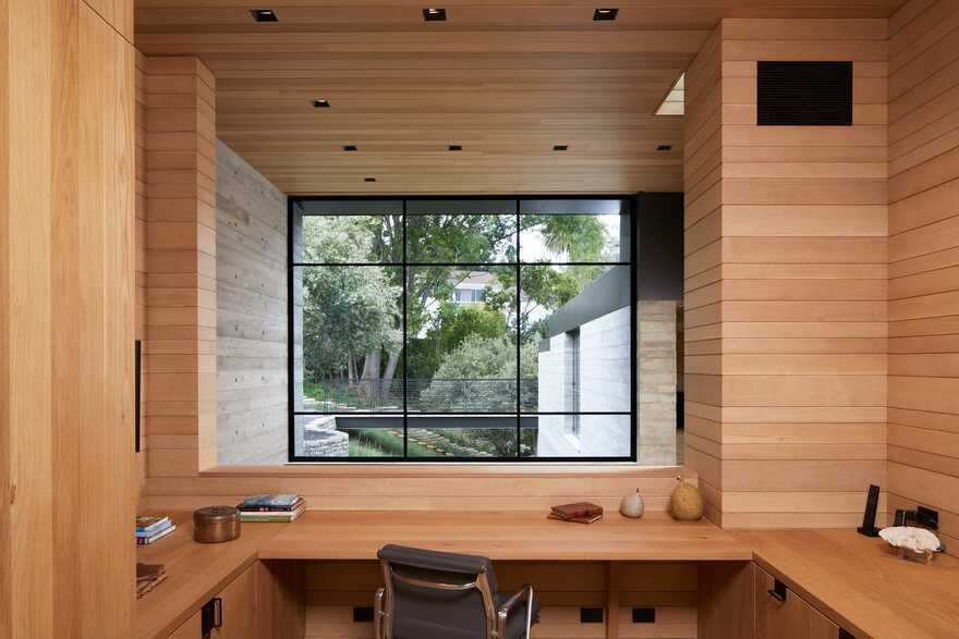 home office, Abramson Architects