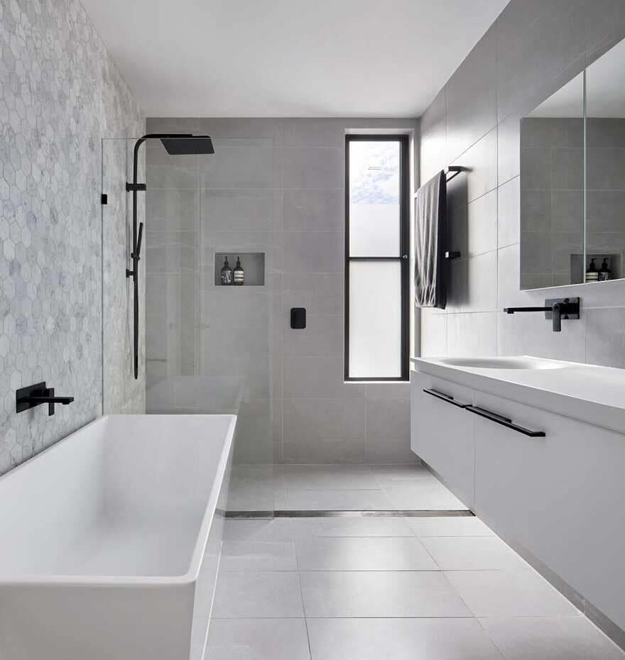 bathroom, Alterations and First Floor Addition