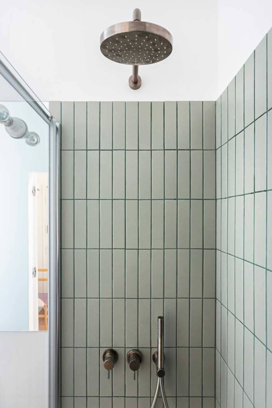 bathroom / Tommaso Giunchi Architect