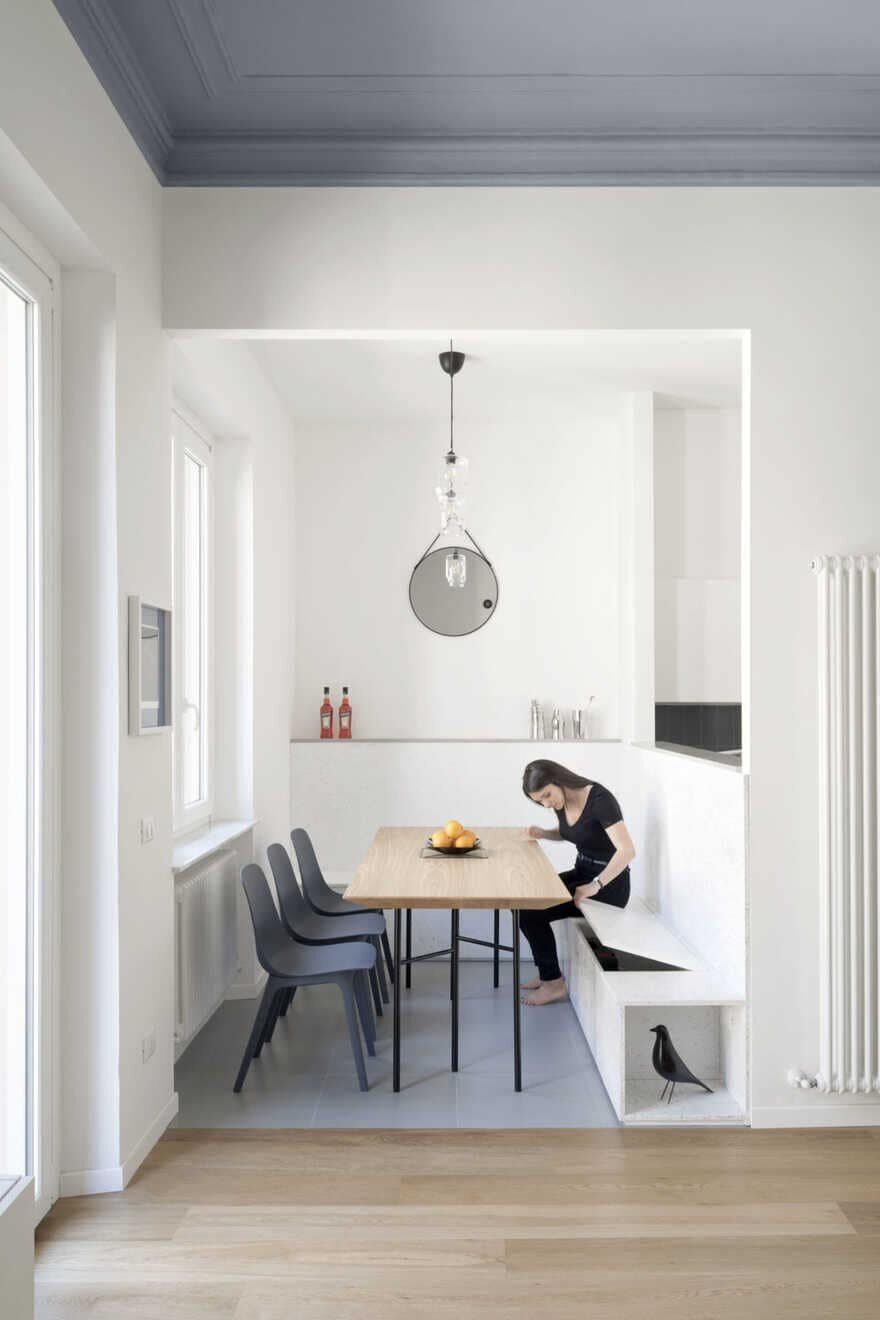 dining room / Gosplan