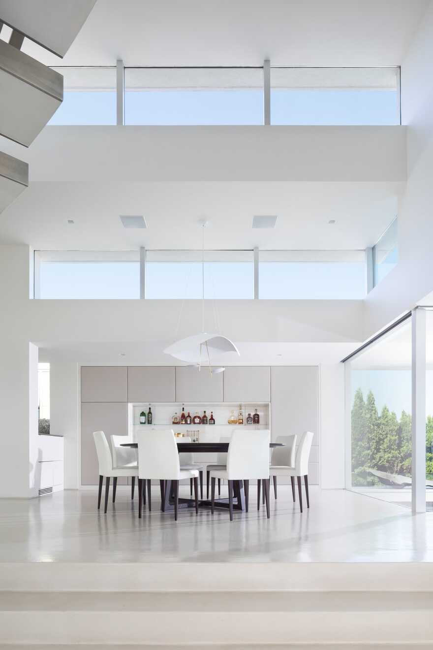 dining room / Frits de Vries Architects
