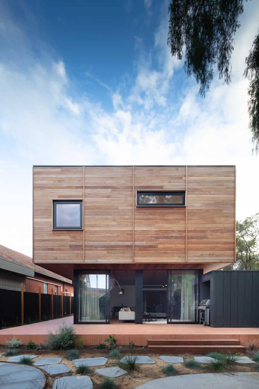 Elsternwick Two-Storey Addition / Modscape