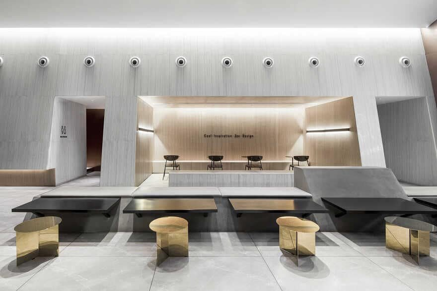 Heytea Lab - A Space Featuring a Slanting Aesthetic
