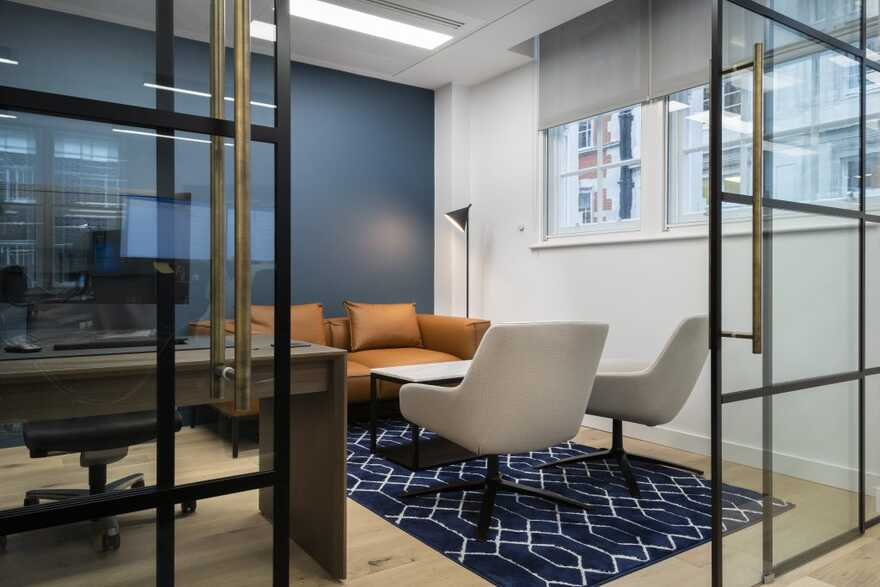 workspace by K2 Space and Direct Painting Group