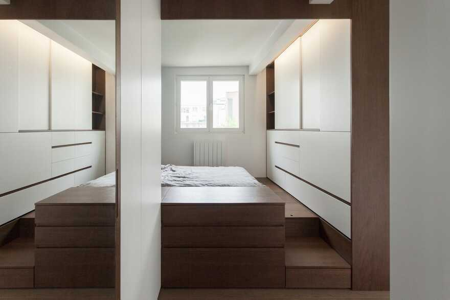 Apartment without Walls for a Young Tech Guy / Katarina Mijić