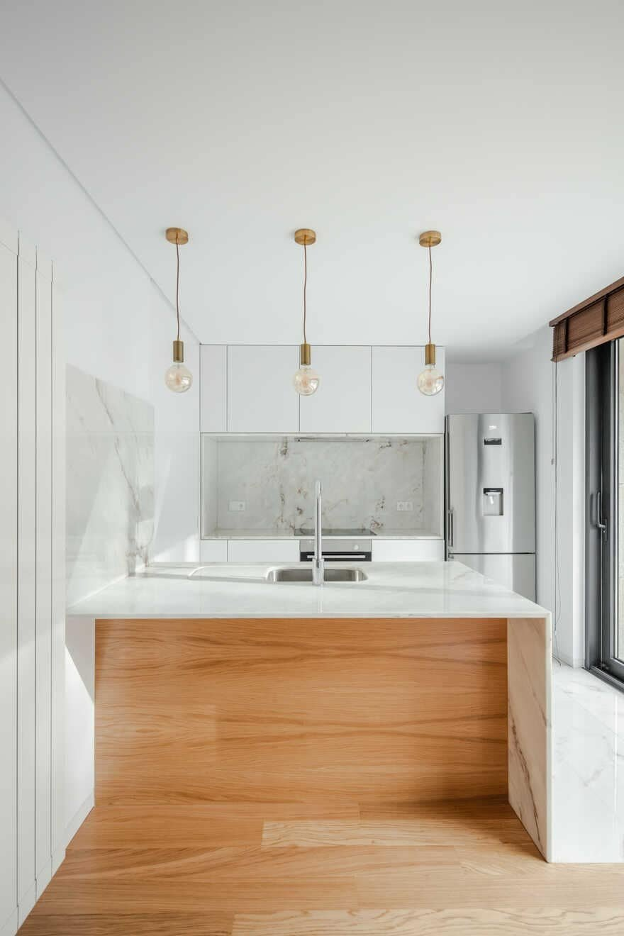 Baldrufa Townhouse: Interior Redesign for a Recently Built Townhouse