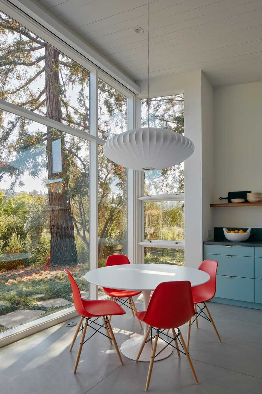 Malcolm Davis Architecture , dining room