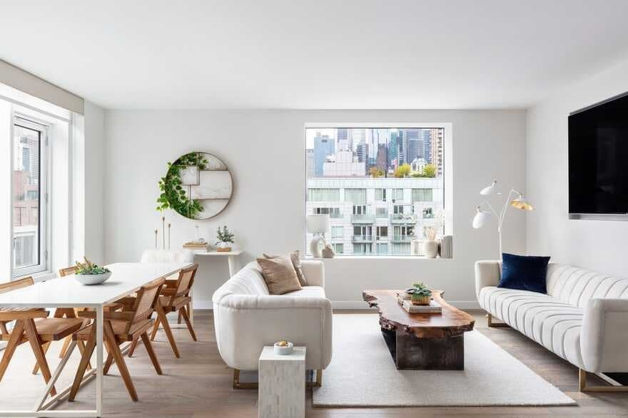 Lemay + Escobar Architecture & ODA Team, living room