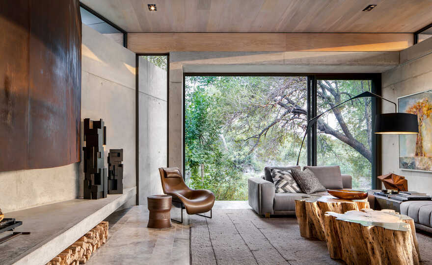 interior design, South African Wildlife by ARRCC