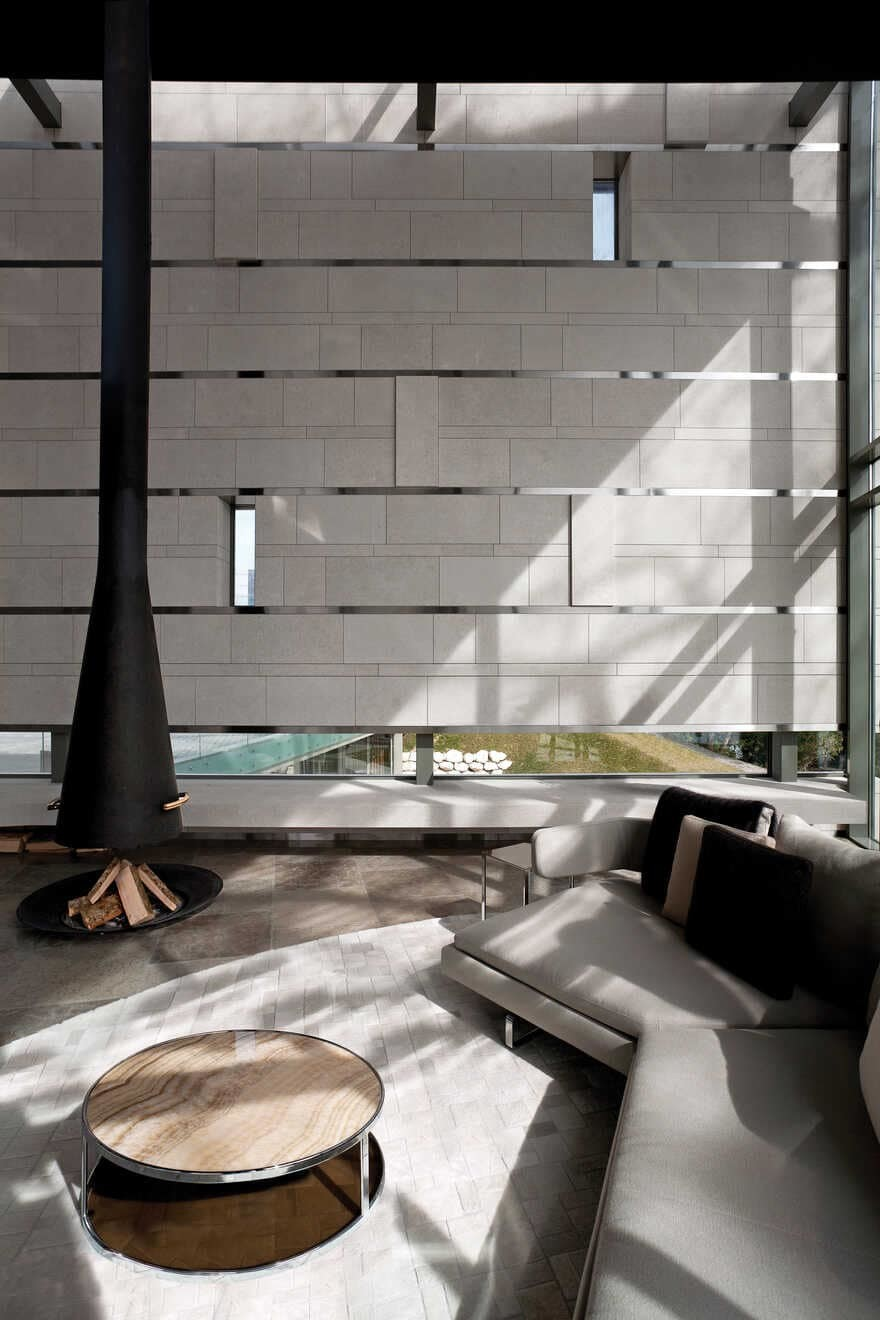 living room, SAOTA and ARRCC
