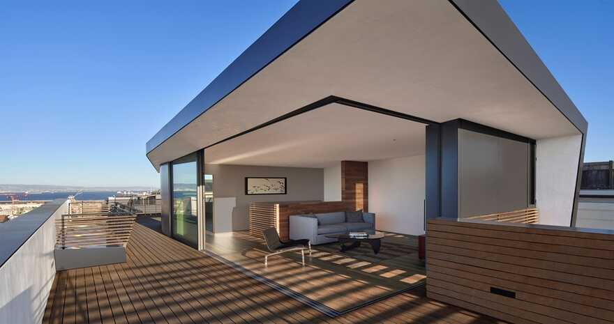 terrace / Terry & Terry Architecture