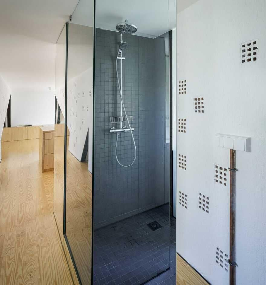 bathroom, CUAC Arquitectura