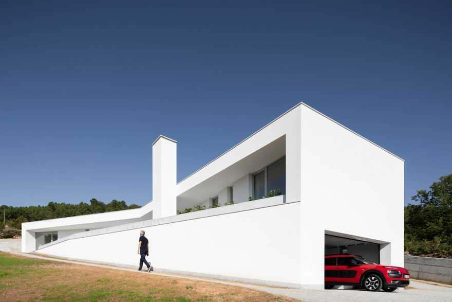 Lamego House / António Ildefonso Arquitecto