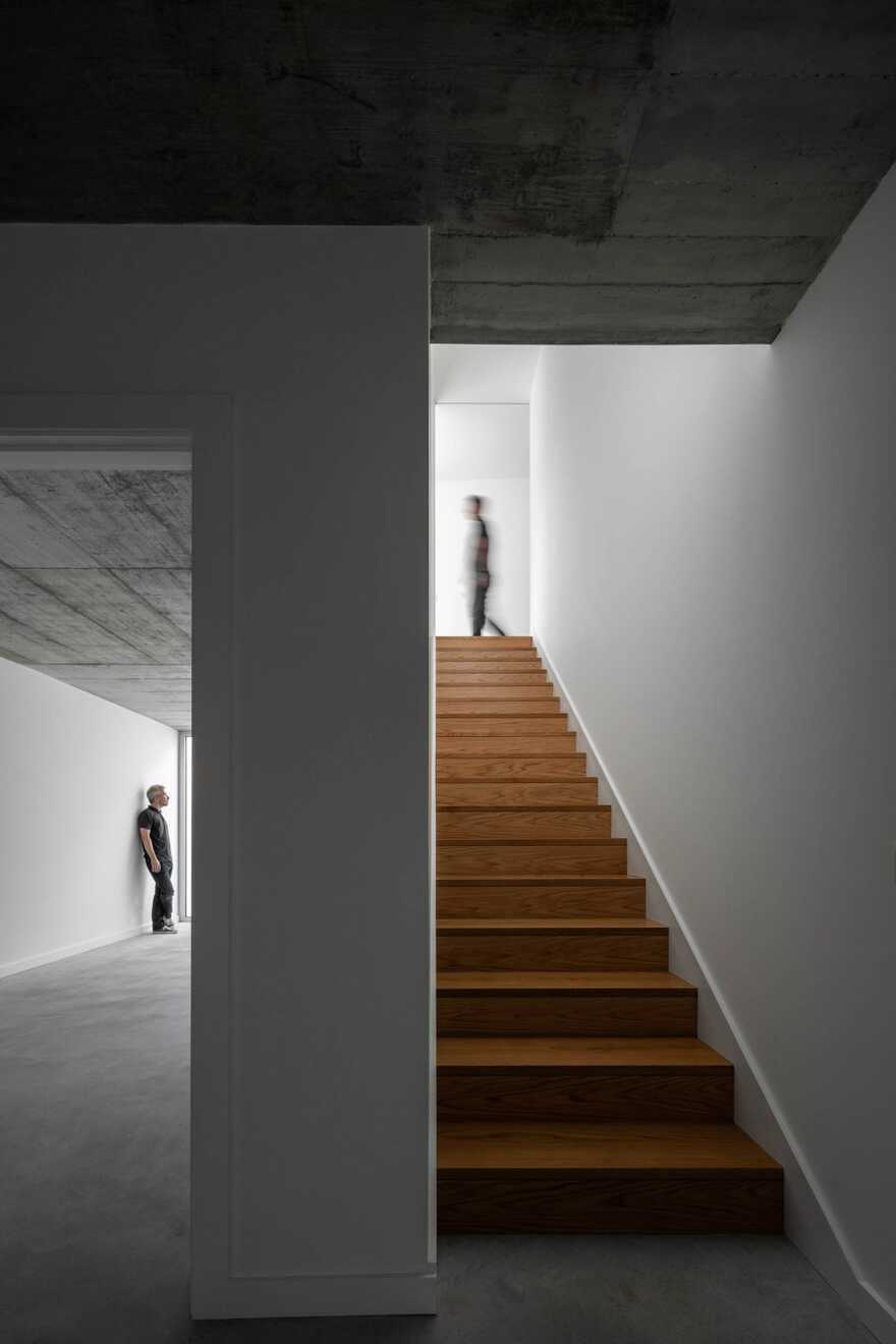 staircase / António Ildefonso Arquitecto